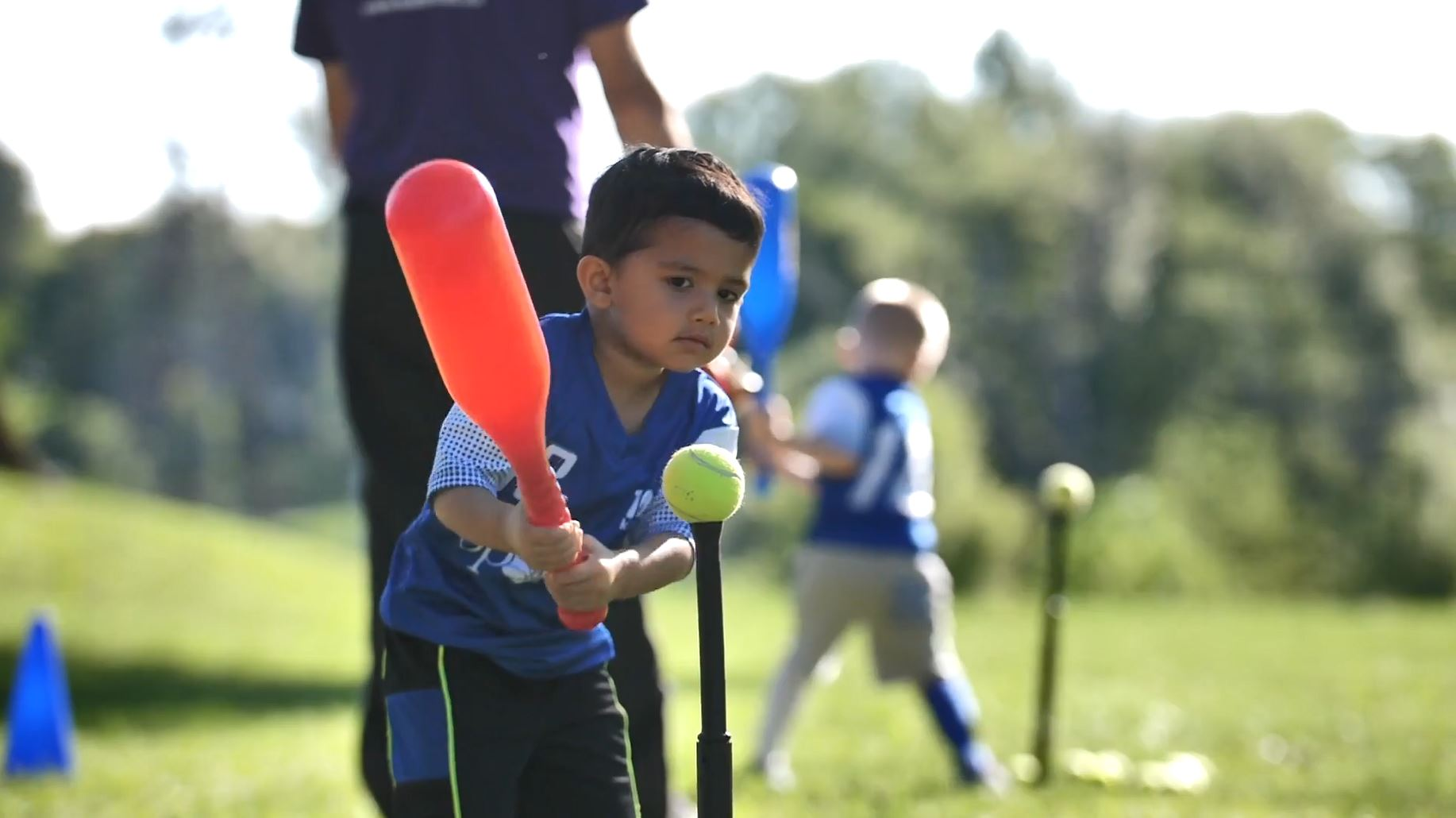 T-Ball at Sportball