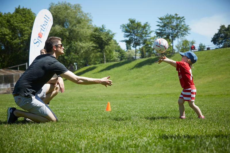 Sportball Parent and Child Programs
