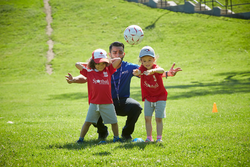 Coaching with Purpose at Sportball