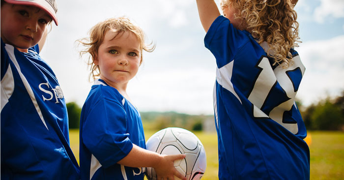 Sportball Backyard Camps Soccer