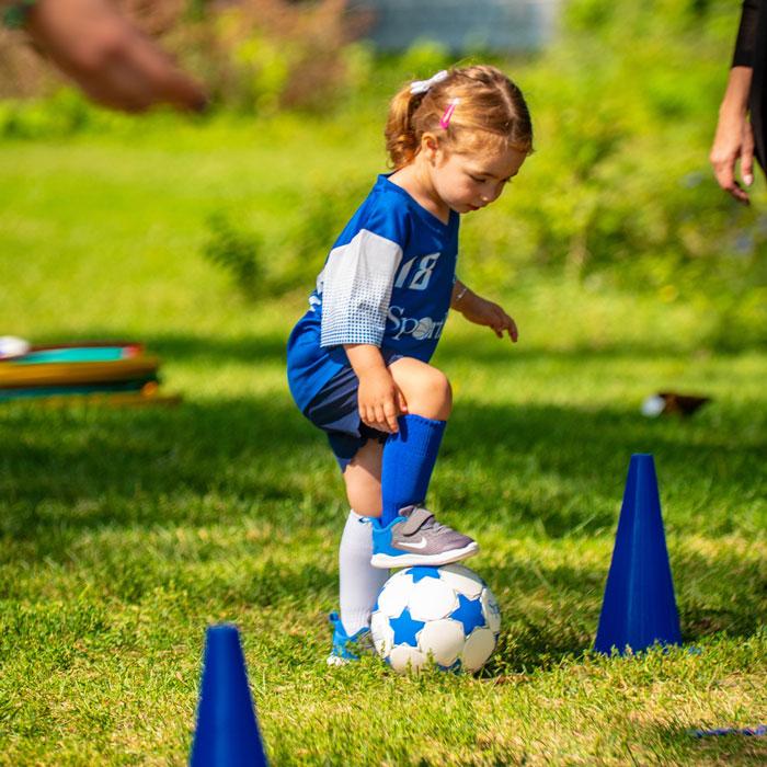 Sportball Soccer Backyard Camp